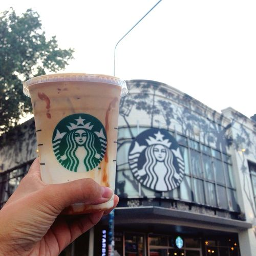 Starbucks Thailand Otw