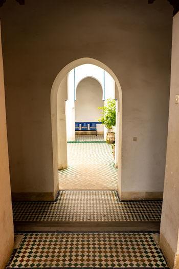 Bahia Palace in