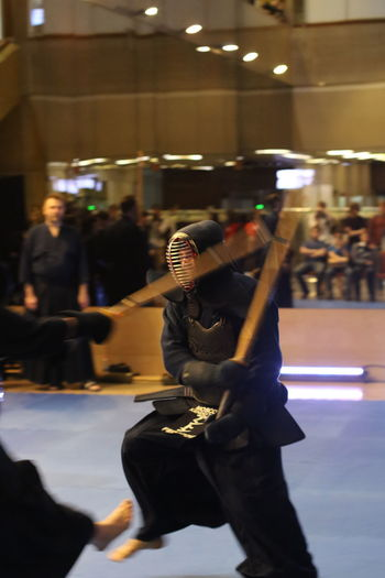 Japanese Kendo tournament EyeEmNewHere Fancing Japan Japanese Culture Old Japanese Style Katana Kendo Laido Wakizashi Japanese Old Fancing