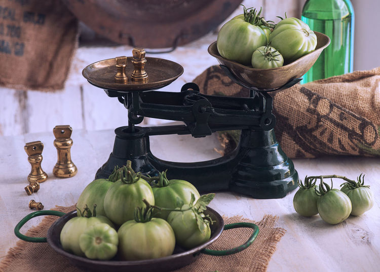 Assortment Food Food And Drink Freshness Green Color Green Tomatoes Group Of Objects Harvest Healthy Eating No People Organic Tomato Vegetable