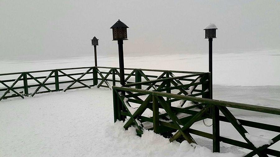 Snow❄ Snowy Days... Snow White Abant Abantgölü Turkey Nature Photography Nature_collection Natural Beauty ıt's Cold Outside EyeEm Best Shots Lake View
