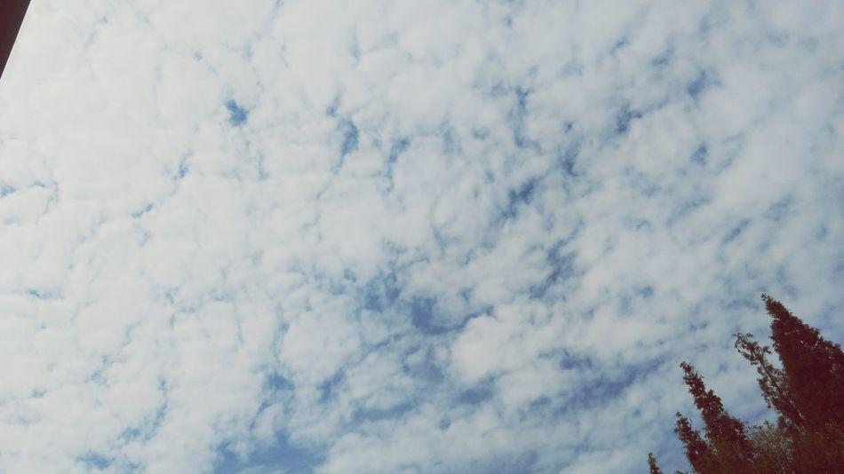 心情不好的时候抬头看看天空