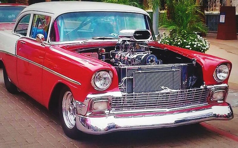 Hanging Out Car Show Hot Rod Night Westgate Entertainment District Glendale, AZ Check This Out Arizona Chevrolet Chevy Classic Cars Beautiful