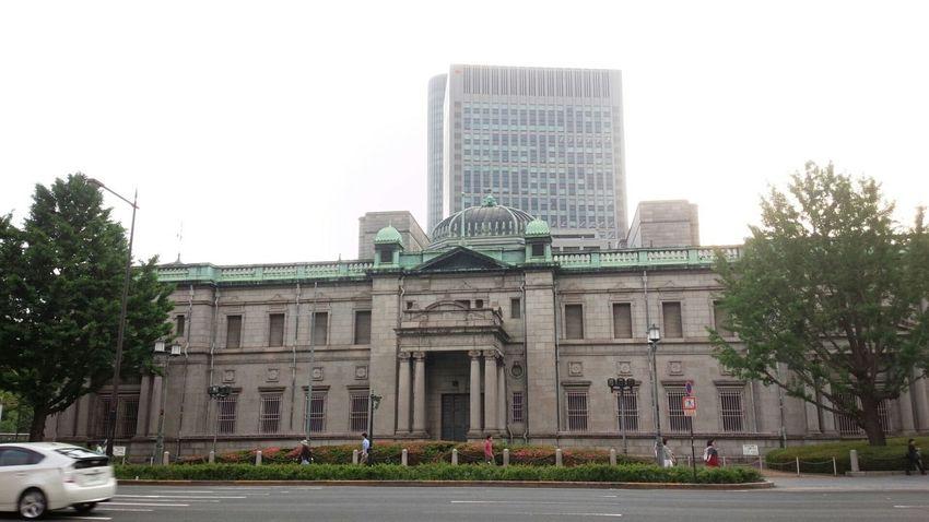 中之島 日本銀行 Taking Photos Osaka Japan Old Building  Bank