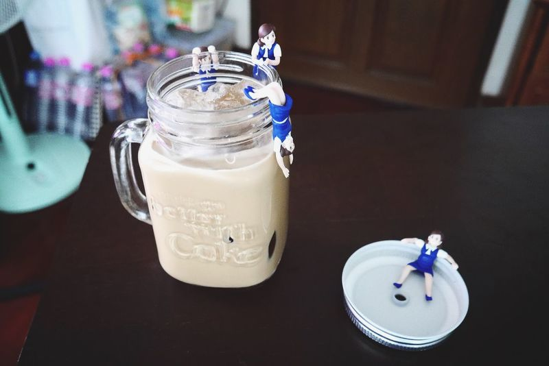 Coffee Coffee Time Drinking Ice Coffee Check This Out Fuchiko Taking Photos Relaxing Enjoying Life Hello World