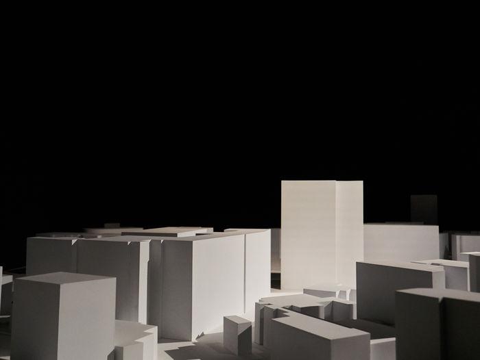 Architectural urban model