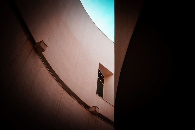 Barcelona Building Exterior Built Structure Curves And Lines The Architect - 2017 EyeEm Awards Illuminated Indoors  Light And Shadow MACBA MUSEUM Minimal Minimalism Minimalist Minimalist Architecture Minimalist Photography  Minimalistic Minimalobsession No People Travel Destinations Travel Photography Window The Graphic City