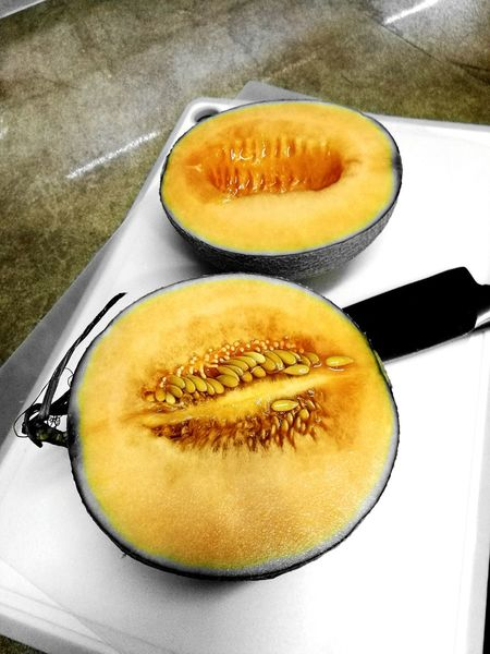 Melon Fruits Healthy Eating Hamimelon Freshness
