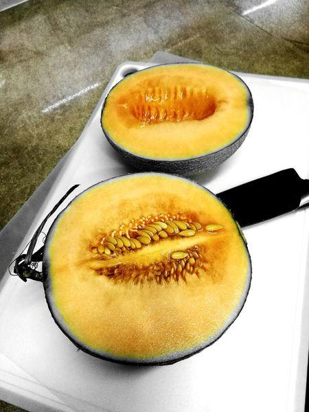 Melon Fruits Healthy Eating Hamimelon Freshness