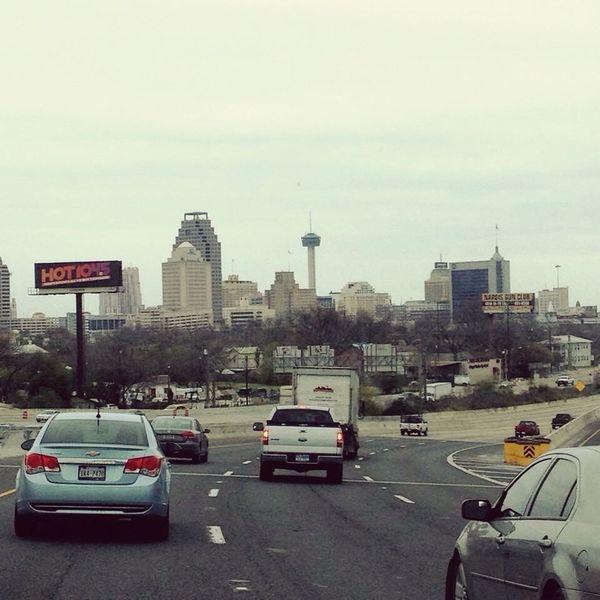 Here Belongs To Me San Antonio