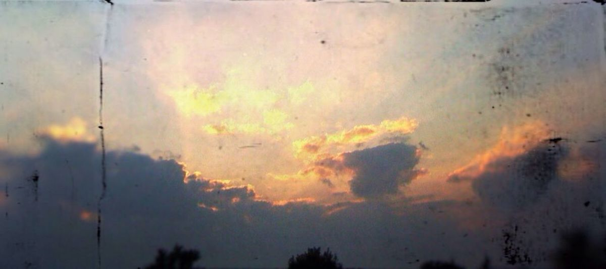 Sunset Clouds Sky Nature