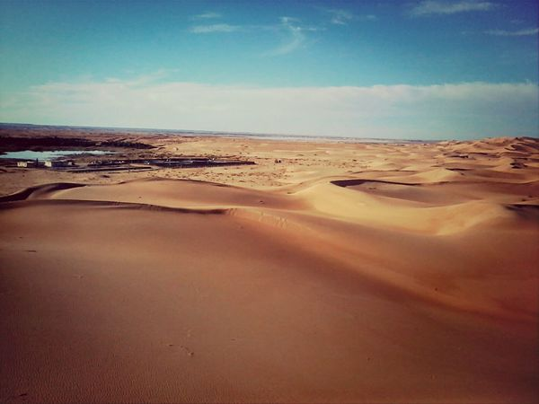 Les dunes de sables de Ouargla. First Eyeem Photo Algérie Sahara Ouargla