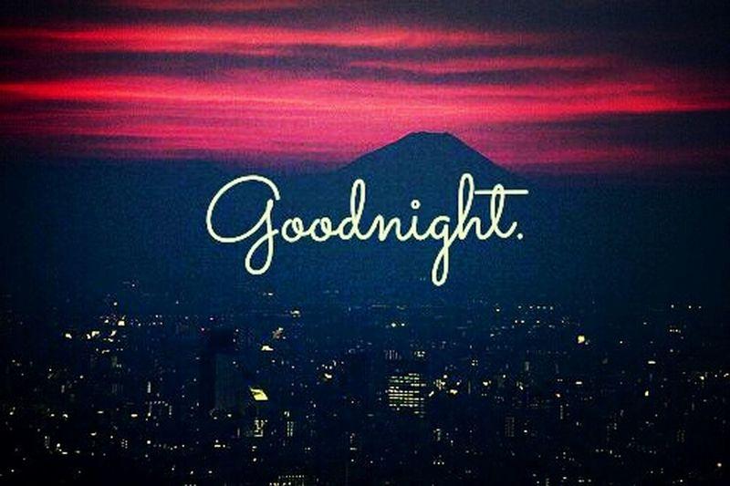 Gute Nacht Bett Daheim *.* Kuschlig