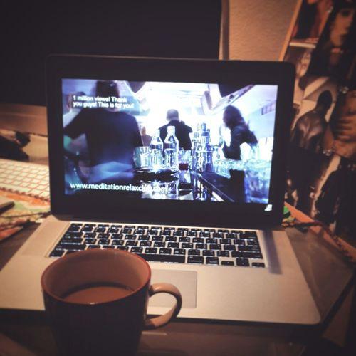 Coffee first... YAWWNNNNNNN. ... Sleepyhead Coffee ☕ Good Morning A Big Yawn :))