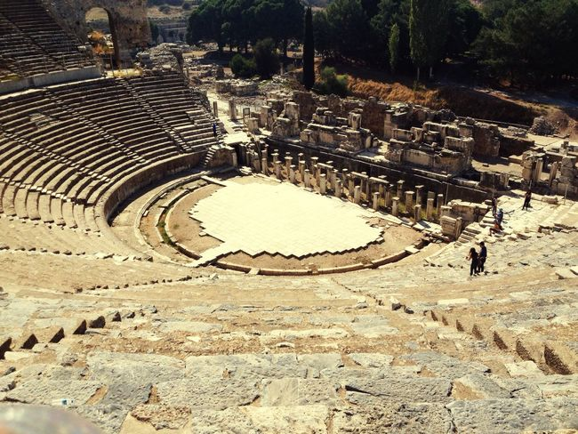 Ephesus - Turkey High Angle View Outdoors Day