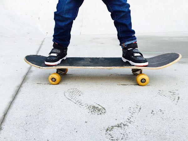 Skateboarding Skateboard Skatepark Littlegirl Starwars