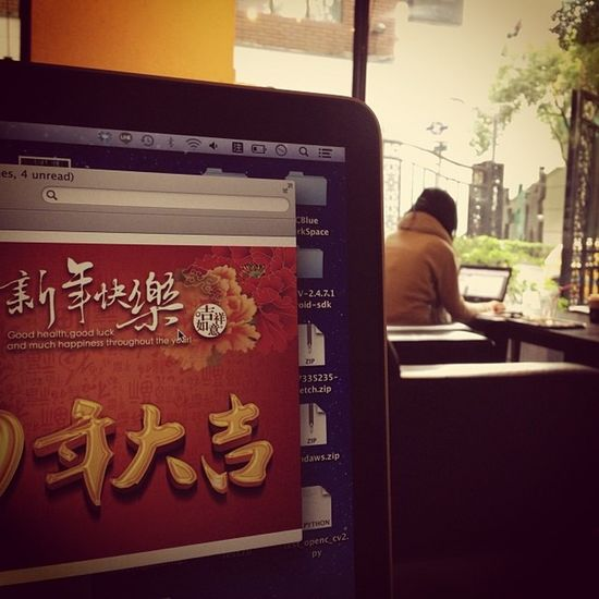 The Last Day of Cyn vocation Taipei UCC 東區 Coffee Rain 喜