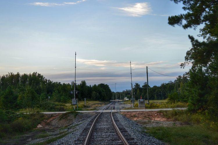 Beautiful Railroad Nikon D3200 Merica