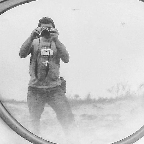 Self Portrait Around The World Ibitipoca Glasses Reflection