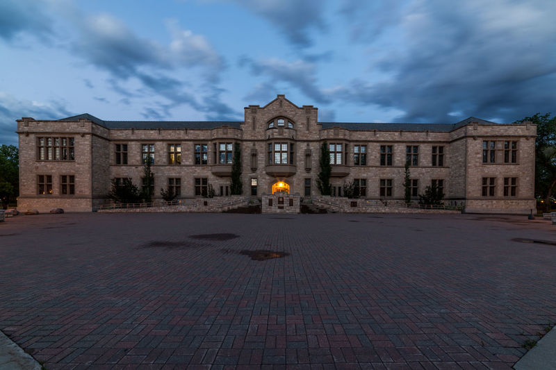 University of Saskatchewan Higher Education University College University Of Saskatchewan Politics And Government City Cityscape King - Royal Person Illuminated Architecture Sky Building Exterior Built Structure Historic Façade Place Of Interest Historic Building Entrance