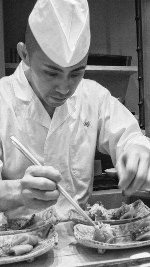 Ishizawa Chef Shinji Japanese  Restaurant Food Japanese Culture Omakase Streetphotography EyeEm Gallery Eyeem Food  Eyemphotography Eyeemcollection Eyeem Streetphotography Raw Food Seafood Fish Bnw_worldwide Bnw_society Bnw_collection Bnw_globe Bnw_city Bnw_streetphotography Bnw_food