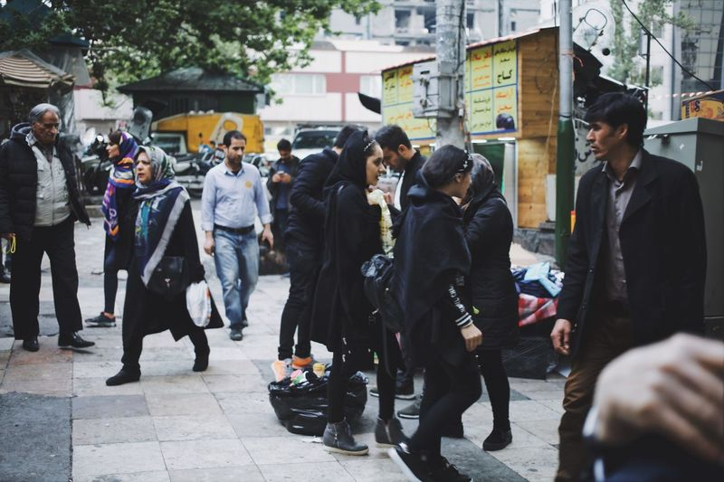 Pedestrians Streets Tehran, Iran Rush Hour Bazaar OpenEdit Lifestyles Islamic Backgrounds Hijab Crowd EyeEm Open Edit Real People City Architecture Group Of People Crowd Large Group Of People Men Street Walking City Life Leisure Activity Day Built Structure Adult Building Exterior Footpath Lifestyles Women Outdoors