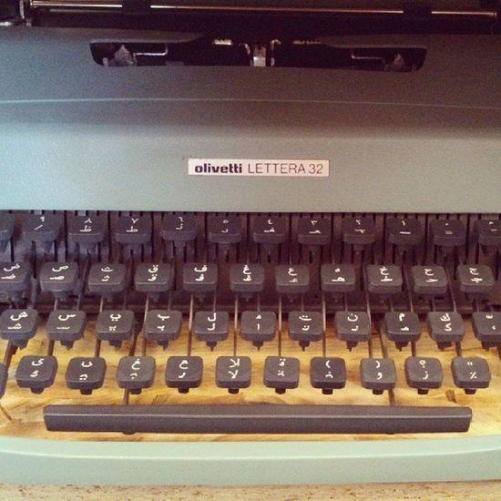 Olivetti Lettera 32 3arabi :D