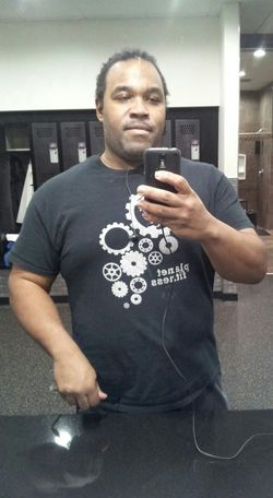 That's Me Planet Fitness  Work In Progress