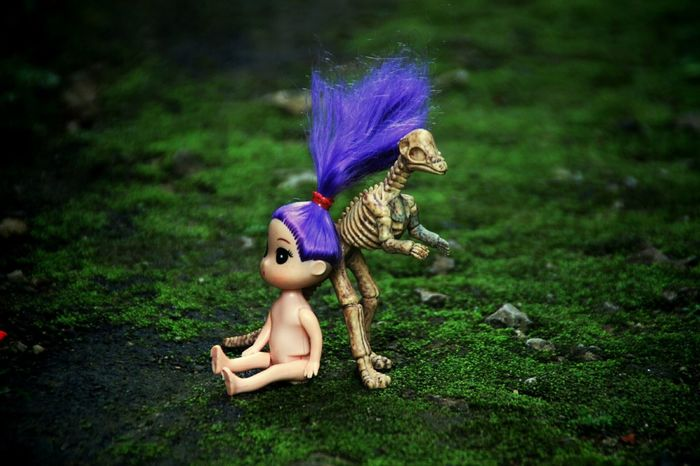 Human Representation Doll Spooky Grass No People Scarecrow Day Outdoors Nature Close-up