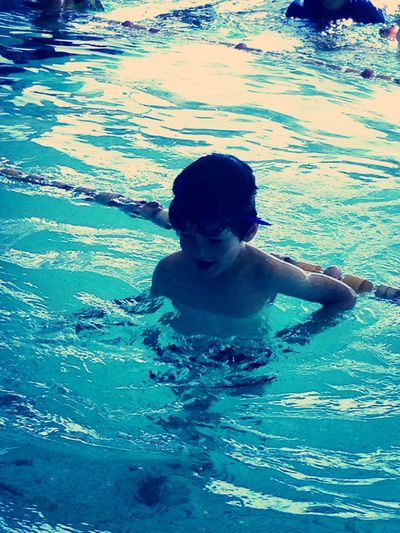 Fast Track Swim Camp