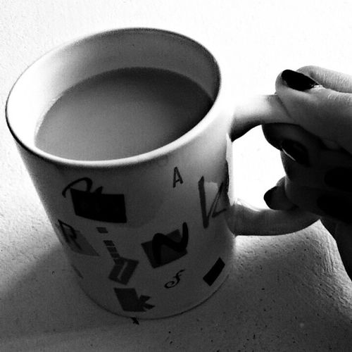 """Hear the whisper of the raindrops, blowing soft against the window, And make believe you love me, one more time..."" Forthegoodtimes Tea Afternoon English blackandwhite"