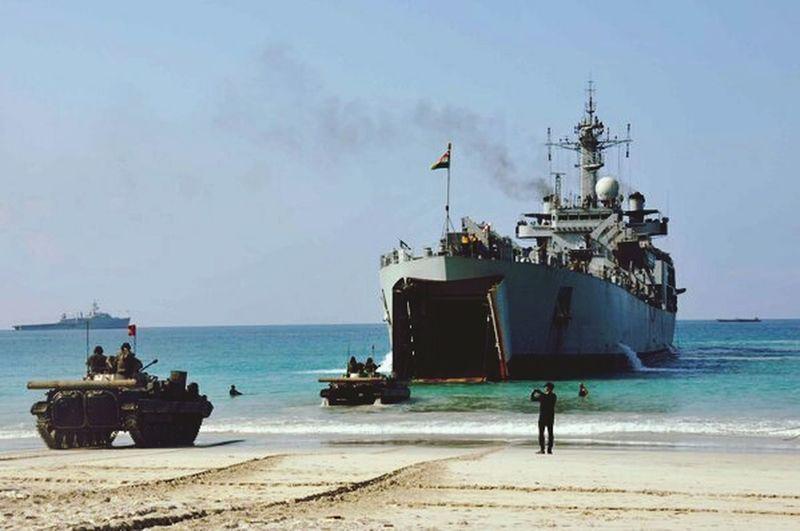 Andaman And Nicobar Islands INDIAN NAVY Robust Training First Eyeem Photo