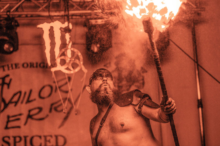 """Why not try interpeting a """"keep calm and spit fire"""" theme. I started the album. Real fire is optional. Art Capture The Moment Creativity Cultures Dangerous Dangerouslysexy Fashion Filter Human Representation Ideas Keep Calm And Spit Fire Lifestyles Living Dangerously Madness Nipple Performer  Radical RD Real People Smile Spitfire Symbol This Is Real Torch"""