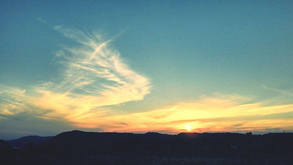 Nature Sun_collection Sunset