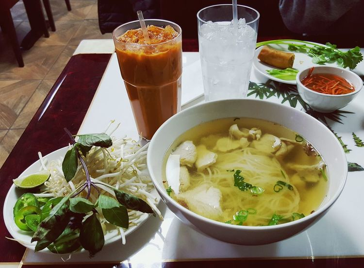 When you're not feeling well, this is the best medicine! Food Healthy Eating Drink Bowl No People Ready-to-eat Thaitea Phosoup Vietnamese Food Yum
