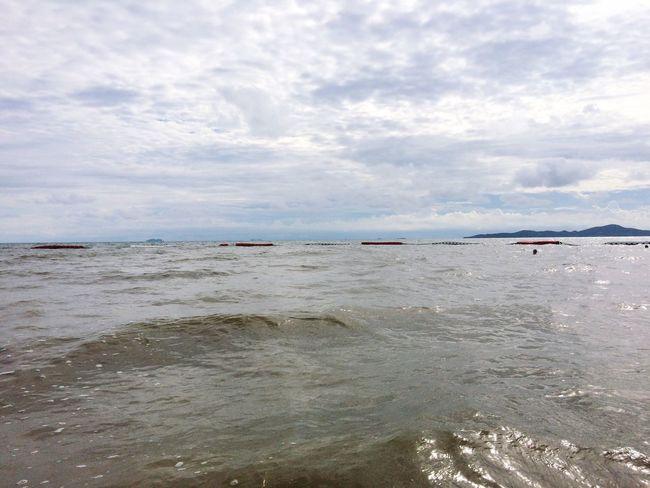 Sea Sky Beach Water