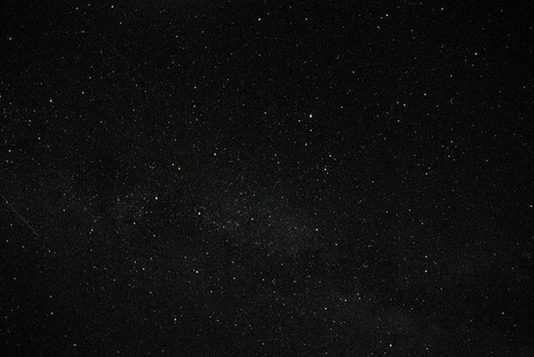 """30 shot Galaxy Long Exposure Slow Shutter StuckOnYou Tonightyoureperfect Stars Milkyway Night Summer Vscocam Nikond200 Lowspeed Black Dark Thursday Universe"