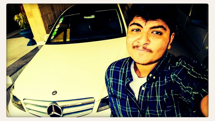 Mercedes. Drive. Chillin'. Super fast.
