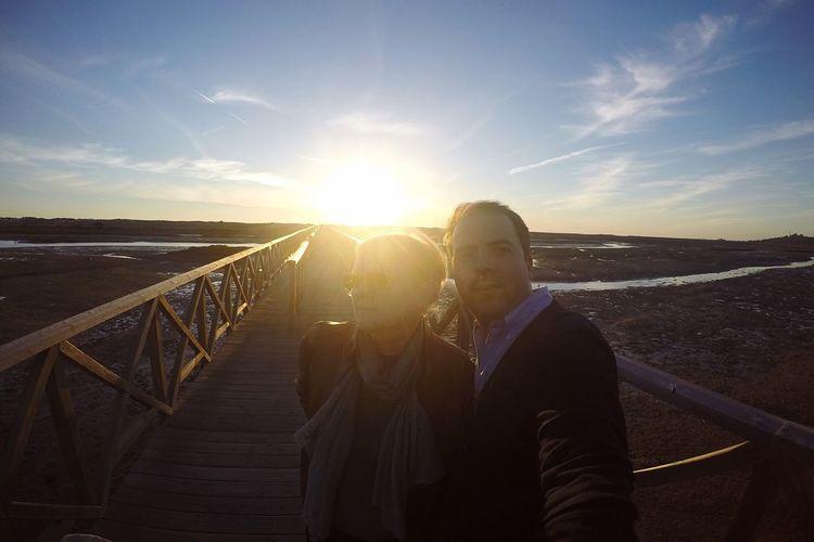 Guanilho Enjoying Life Good Vibes Wonderful Day Quinta Do Lago Sunlight Sunset