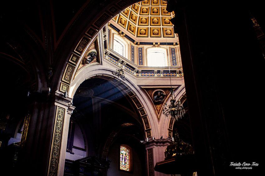 LUZ DIVINA Treinta_cero_tres Photographer Architecture Church Cathedral Streetphoto Mexico Mexico_maravilloso