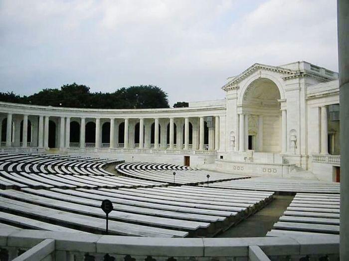 Arlington Washington, D. C. Arlington National Cemetary Amphitheatre President National Monument