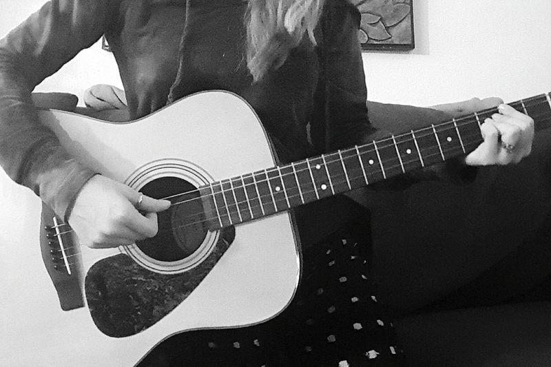Taking Photos Guitar Music