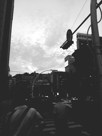 In Busan. Jungangdong. Work Overtime Tired! Streetphotography