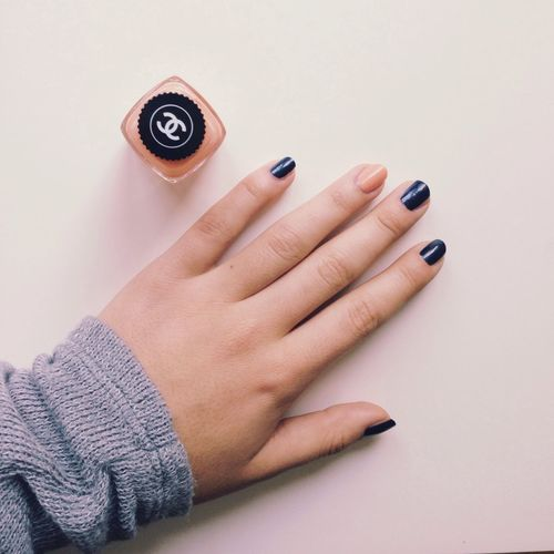 Chanel Coco Chanel Nail Nailpolish