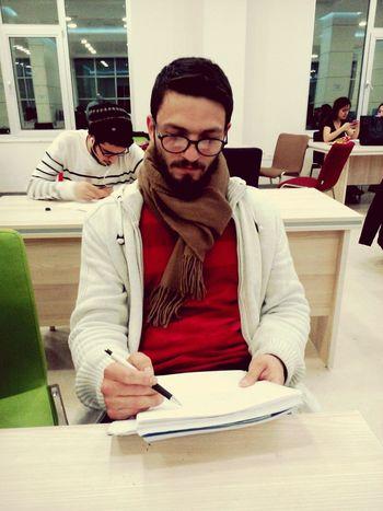 Work.. Work.. Work:-) Cotch Time