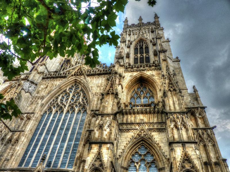 York Minster  Hdr_Collection