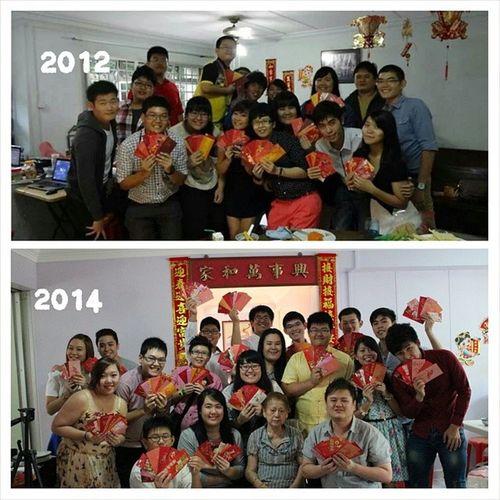 谁不喜欢红包啊?2012 2014 Cny2014 Angpao 红包