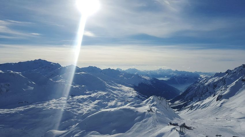 Winter Photography Moutainscape Good Morning Winterscapes Moutain View Winter_collection Alpen Enjoying Life Catch The Moment Enjoying The Moment Austria Mountain_collection Nature_collection Nature Photography Skiing ❄ Skiing In Austria 👌 Winter Holidays Wintertime Mountain View Skiing Sankt Anton Am Arlberg