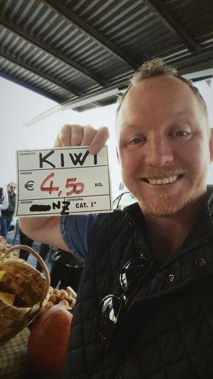 Kiwi Abroad Kiwi Tourist