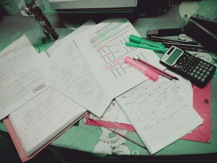Hate Exams Study University Comptabilité ???????